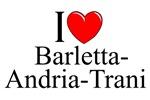I Love (Heart) Barletta-Andria-Trani, Italy