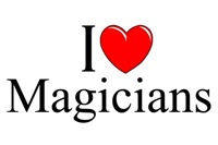 I Love (Heart) Magicians