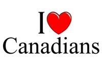 I Love (Heart) Canadians