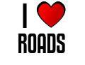 I LOVE ROADS