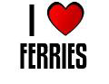 I LOVE FERRIES