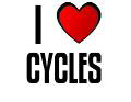 I LOVE CYCLES