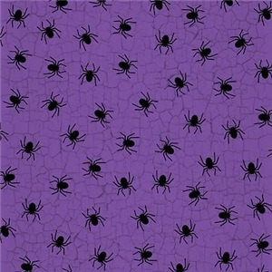 Purple Spider Pattern