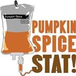 IV Pumpkin Spice Stat