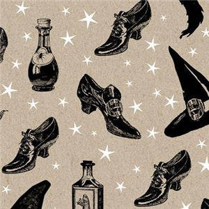 Vintage Witchy Shoes