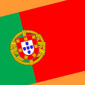 Portugal Flag T-shirts & Bumper Stickers