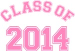 Pink Class of 2013 T-shirts