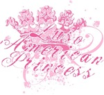 Luso American Princess T-shirts