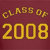 2008 graduation t-shirts