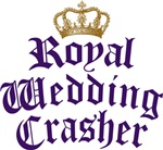 Royal Wedding Crasher T-shirts