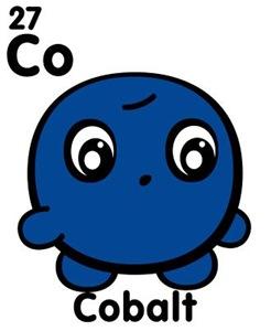 Cute Element Cobalt