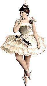 Victorian Ballerina