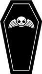 Cute Coffin (duplicate black image only)
