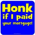 Honk If I Paid