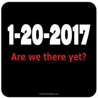 1-20-2017 Are We There Yet?