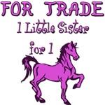 Little Sister for Trade