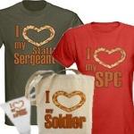 I Love My... (Military Rank)