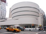 Guggenheim Museum: New York