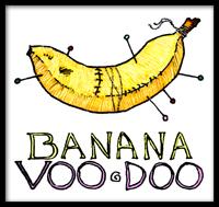 Banana Voodoo | Weird T-shirts & Lesbian Vengeance gifts