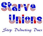 starve unions