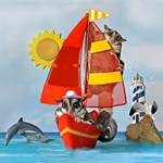Sailboat #2