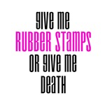 Rubber Stamps or Death