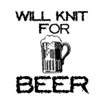 Will Knit for Beer