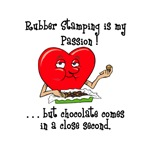 Rubber Stamps and Chocolate Passion