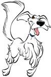 Prancing Dog