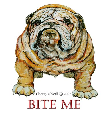 ENGLISH BULLDOG COLLECTON - CLICK HERE!