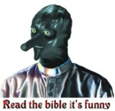 Bible Atheist quote