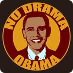 No Drama Obama T-Shirts