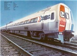 Amtrak Budd Metroliners