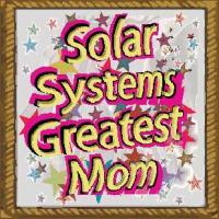 Solar systems greatest mom