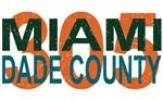 Miami - distressed look