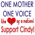 Support Cindy Sheehan