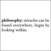 miracles - philosophy