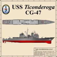 Ticonderoga Class Cruisers