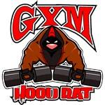 Gym Hood Rat