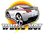 White Hot Camaro