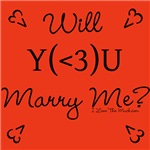 Will Y(<3)U Marry Me? Section
