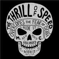 Thrill of Speed Skull