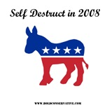 Dems Self Destruct