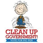 PigPen Clean Up