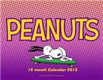 2013 PEANUTS Wall Calendar