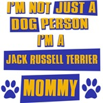 Jack Russell Terrier Mommy