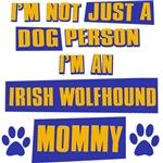 Irish Wolfhound Mommy