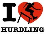 I love Hurdling
