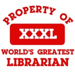 Property of Librarian
