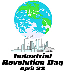Earth Day-Industrial Revolution